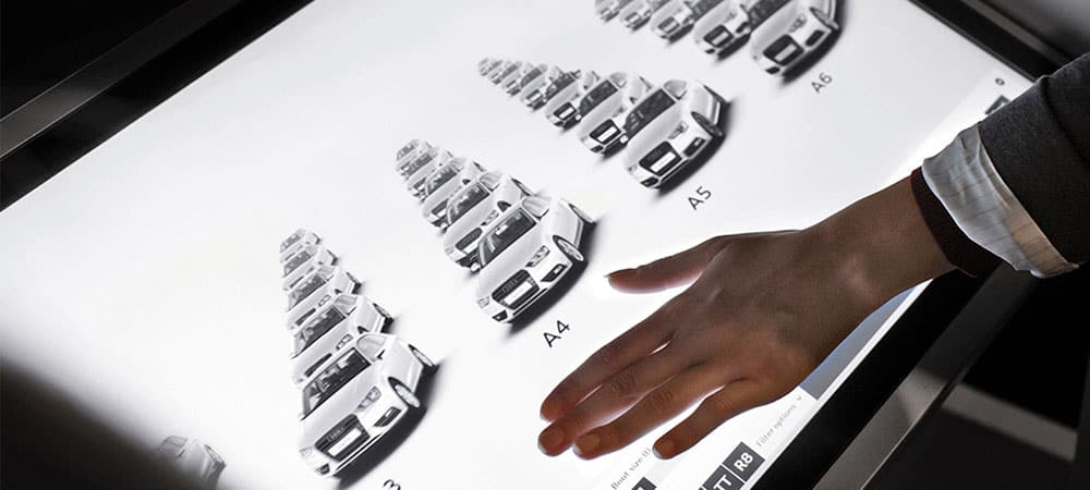 Referenz Touchpoints AudiCity