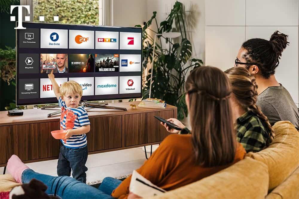 Reibungsloser Verkaufsprozess // Telekom