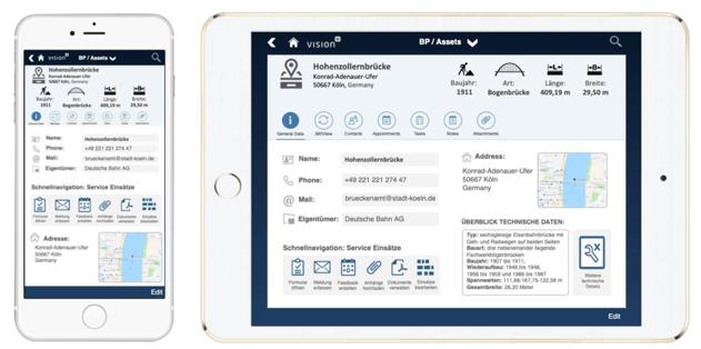 SAP Fiori 3 passt sich durch responsive Design dem Endgerät an