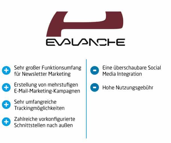 Marketing Automation Evalanche