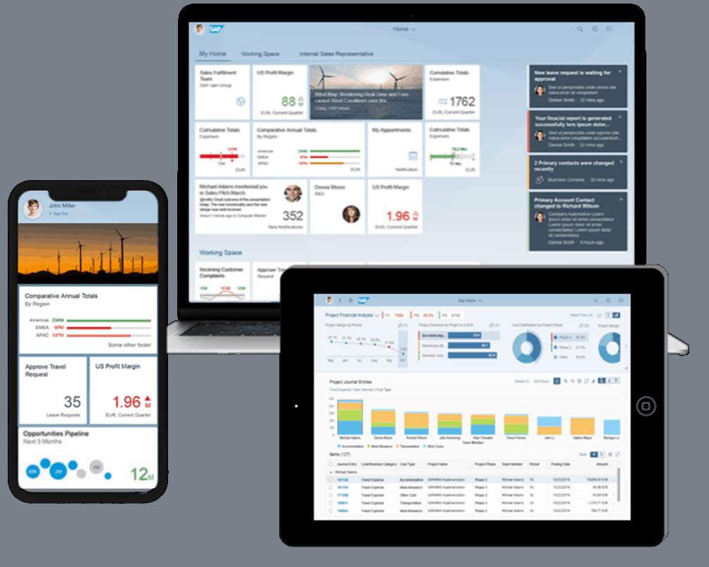 CRM-Plattform von SAP