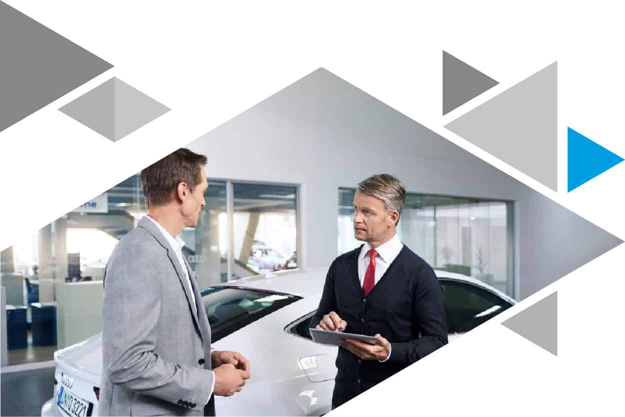 Referenz After Sales Service Audi