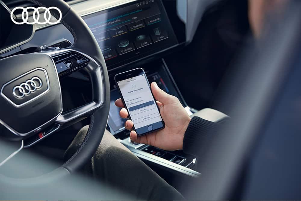 Audi Test- und Qualitätsmanagement