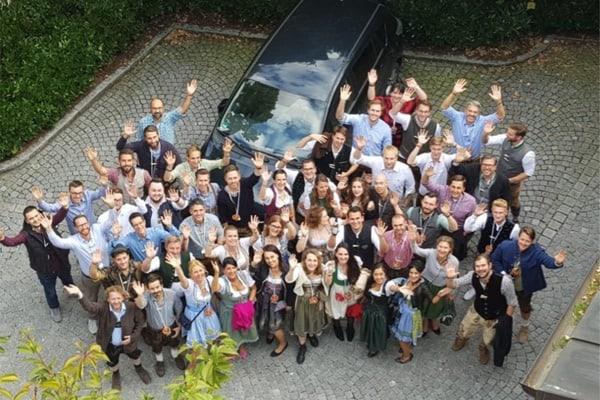 Teamevents: Teamwiesn