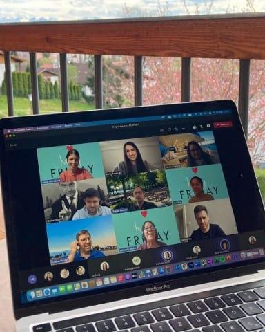 Teamevents: Virtuelles Feierabendbier