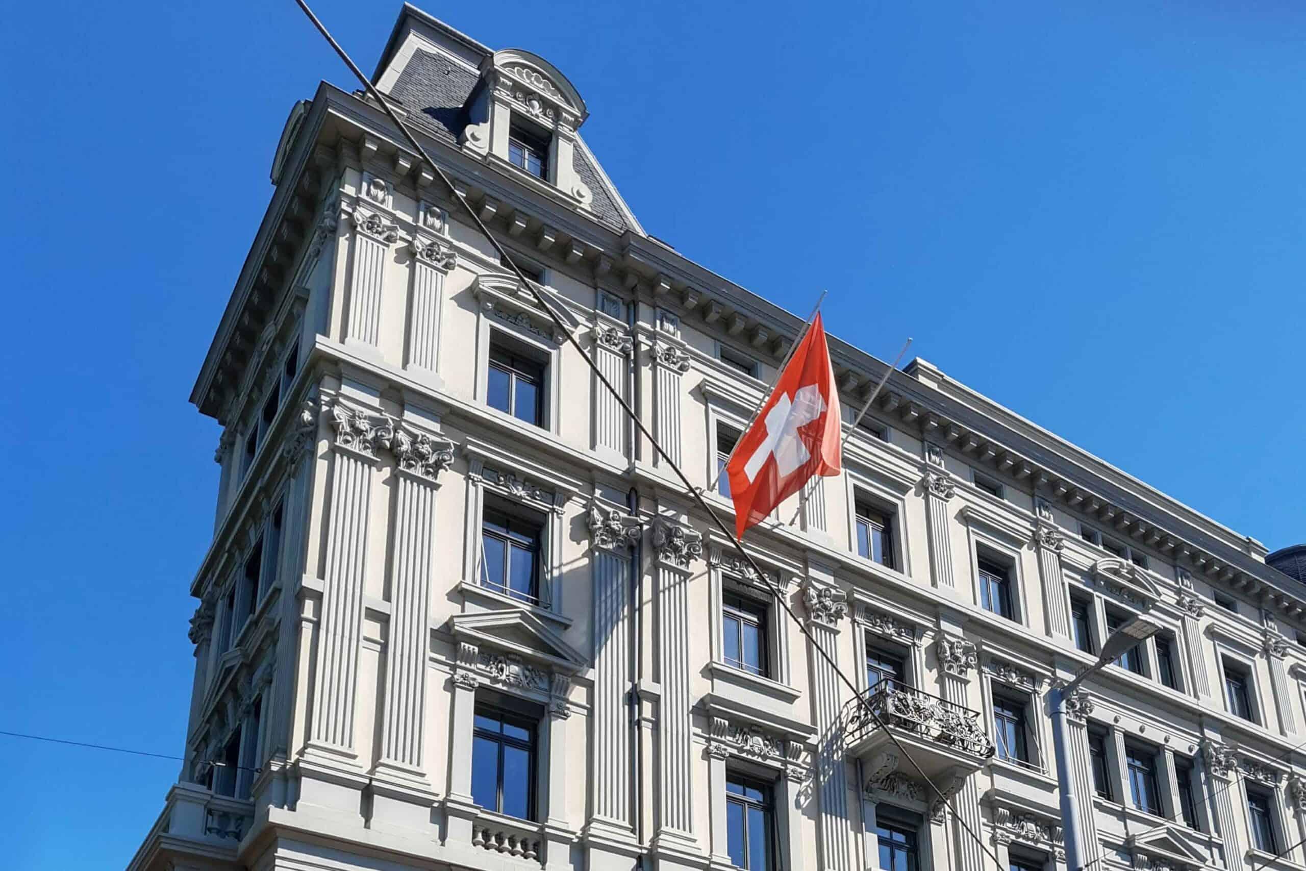 Vision11 Standort Zürich